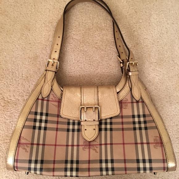 Burberry Bags   Handbag Great Condition   Poshmark 2368b37260